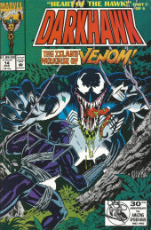 Darkhawk (1991) -14- Heart of the hawk, part 5: