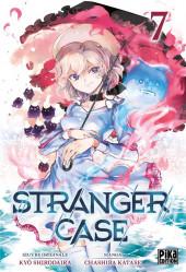 Stranger Case -7- Tome 7