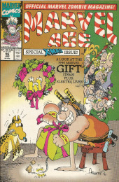 Marvel Age (1983) -96- Special X-Mas issue!