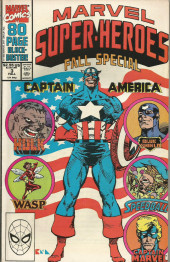 Marvel Super-Heroes (1990) -3- Fall Special