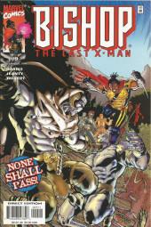 Bishop The last X-Man (1999) -9- Locomotive breath