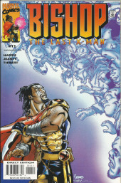 Bishop The last X-Man (1999) -11- Preludes, Part 2: C'ant you hear me knockin'?