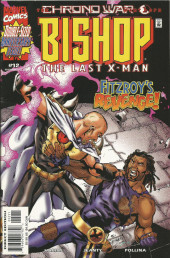 Bishop The last X-Man (1999) -12- The chronowar; Act 1: Helter skelter