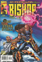 Bishop The last X-Man (1999) -14- The chronowar; Act 3: Remain in light