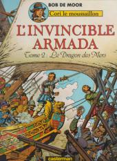 Cori le Moussaillon -3a1987- L'invincible Armada 2 - Le Dragon des Mers