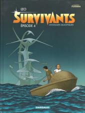 Survivants - Anomalies quantiques -4a2016- Episode 4