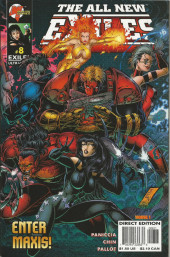All New Exiles (The) (1995) -8- Maximum Overture