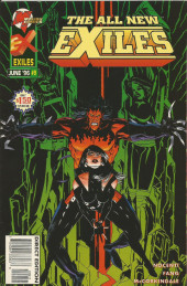 All New Exiles (The) (1995) -9- Love wars part one: A snake enters