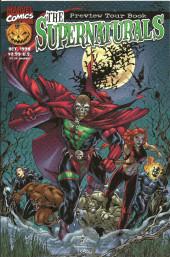 Supernaturals (The) (1998) -0- Preview Tour Book