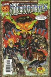 Supernaturals (The) (1998) -1- Design demons