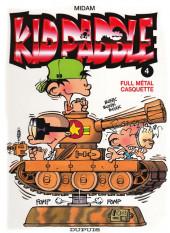 Kid Paddle -4a2002/10- Full Métal Casquette