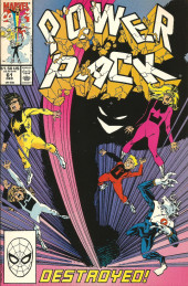 Power Pack (1984) -61- Ghost of a chance