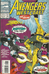 Avengers West Coast (1989) -AN08- If volcanic winter comes