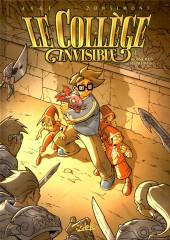 Le collège invisible -1a10- Cancrus supremus