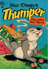 Four Color Comics (Dell - 1942) -243- Thumper Follows His Nose