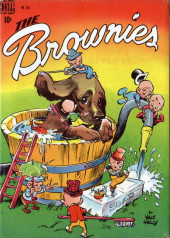 Four Color Comics (Dell - 1942) -244- The Brownies