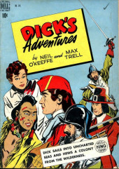 Four Color Comics (Dell - 1942) -245- Dick's Adventures
