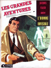 Jacques Flash -3- L'homme invisible