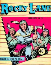 Rocky Lane -9- Dakota est pris au piège