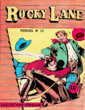 Rocky Lane -12- Aigle d'or dans la cité mystérieuse !