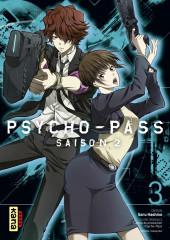 Psycho-Pass Saison 2 -3- Tome 3