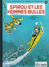Spirou et Fantasio -17c2018- Spirou et les hommes-bulles