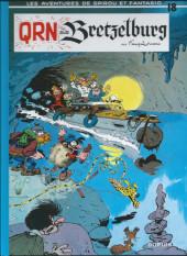 Spirou et Fantasio -18i14- QRN sur Bretzelburg
