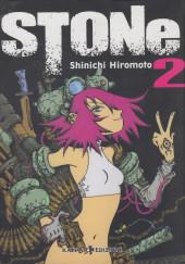 Stone (Hiromoto) -2- Stone 2