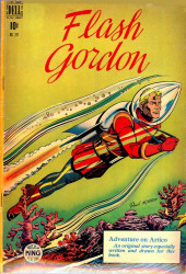 Four Color Comics (Dell - 1942) -247- Flash Gordon: Adventure on Artico