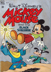 Four Color Comics (Dell - 1942) -248- Mickey Mouse and the Black Sorcerer