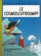 Les schtroumpfs -6c08- Le cosmoschtroumpf
