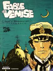 Corto Maltese -7a1991- Fable de Venise