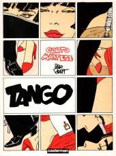 Corto Maltese -9a1990- Tango