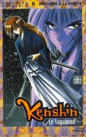 Kenshin le Vagabond -INT06- Tome 11+12