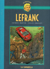 Lefranc - La Collection (Hachette) -12- La camarilla