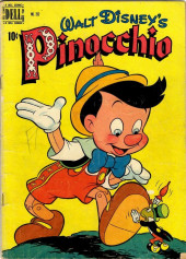 Four Color Comics (Dell - 1942) -252- Walt Disney's Pinocchio