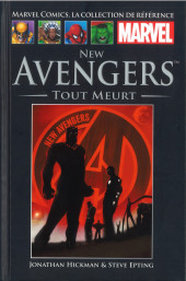 Marvel Comics - La collection (Hachette) -12891- New Avengers - Tout Meurt
