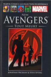 Marvel Comics - La collection (Hachette) -12891- New Avengers - Tout Meurt