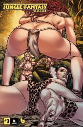 Jungle Fantasy - Secrets (2018) -3- Issue 3