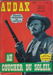 Audax (3e Série - Arédit) (1970) -6- Au coucher du soleil