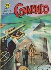 Commando (2e série - Artima) -32- La corvée d'eau