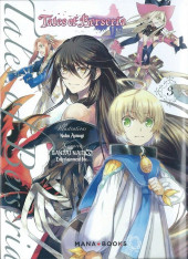 Tales of Berseria -3- Tome 3