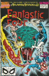 Fantastic Four (1961) -AN22- For crown and conquest