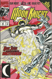 Marc Spector: Moon Night (1989) -42- Multiverse Madness!