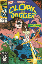 Cloak and Dagger (The mutant misadventures of) (1988) -18-