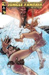 Jungle Fantasy - Secrets (2018) -4- Issue 4