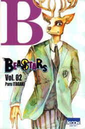 Beastars -2- Vol. 02