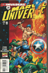 Marvel Universe (1998) -1- The spoils of war!