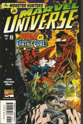 Marvel Universe (1998) -7- Monsters attack!