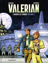 Valérian -HS5-2- L'avenir est avancé - Volume 2